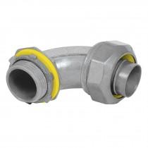 Conectores curvos para tubo liquid tight