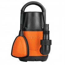 Bomba sumergible plástica para agua limpia 1/2 HP