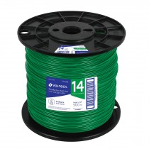 Cable THHW-LS verde, 500 m