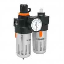 Filtro y regulador de aire con módulo de lubricación