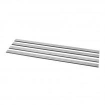 Cuchillas de repuesto para cepillo de piso CEP-20, 4 pzas