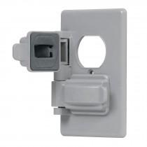 Placa dúplex de policarbonato para intemperie, línea Standard