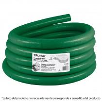"Manguera para succión de agua, PVC, 2"", rollo 30m"