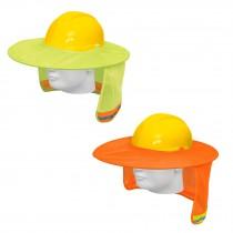 Protectores solares para casco, con reflejante