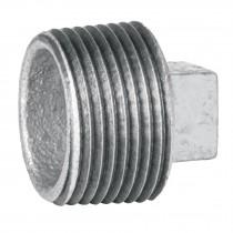 Tapones Macho de acero galvanizado