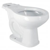 Taza redonda cerámica, blanco