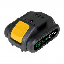 Batería ion litio, 12 V para taladro TALI-12P, Pretul