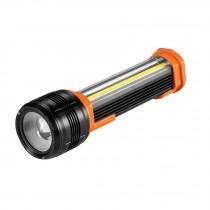 Linterna recargable con luz emergencia, 480lm, Truper Expert