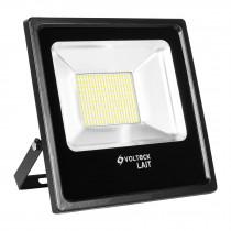 Reflector delgado de LED, 100 W, luz cálida