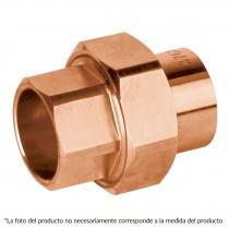 """Tuerca unión de cobre, 1"""", Basic"""