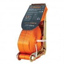 Sujetadores con matraca, carga máxima 5400 kgs