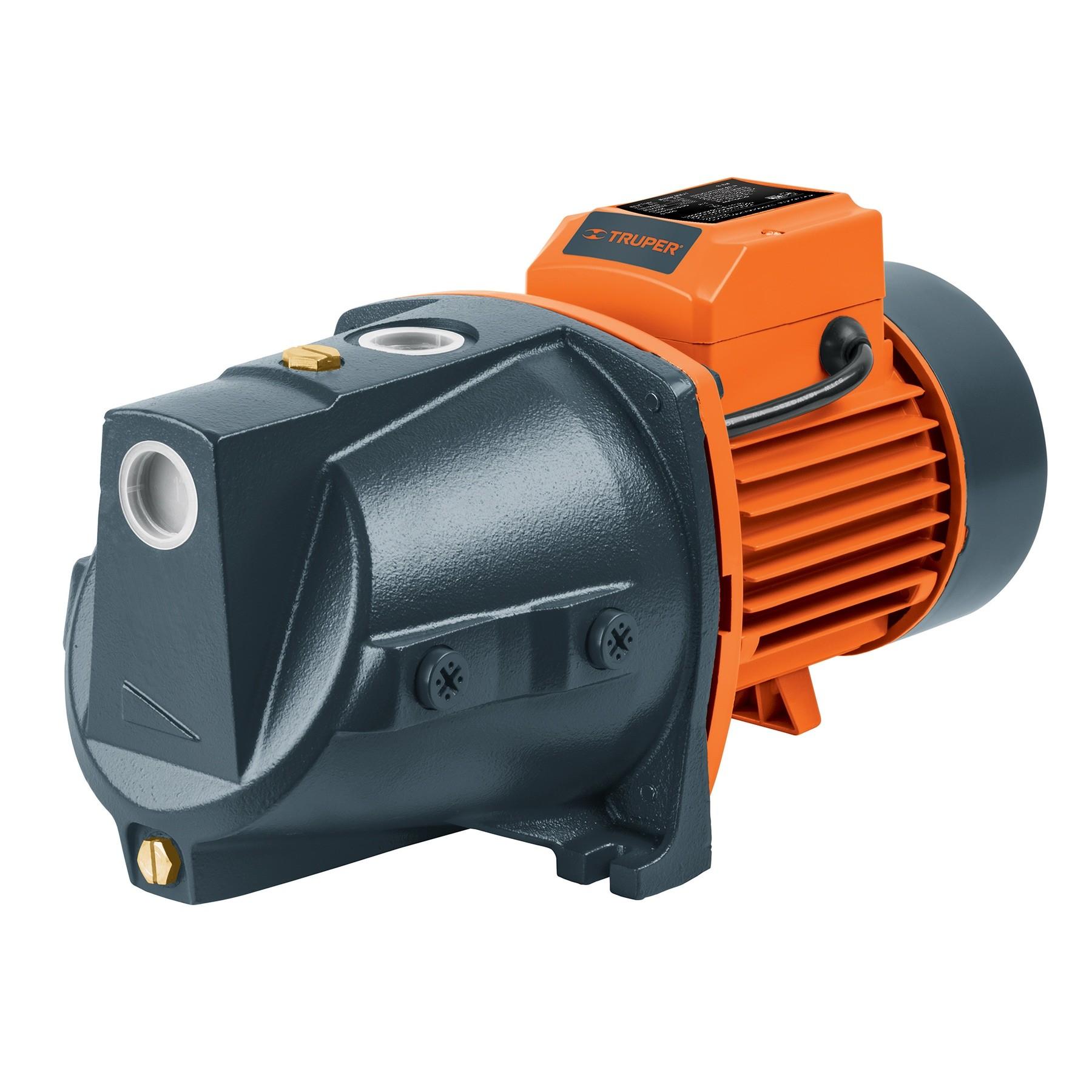 Bomba eléctrica para agua tipo jet 1 HP