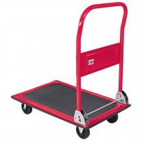 Carro de carga plegable tipo plataforma, 150 kg