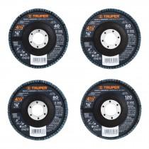 """Discos laminados, alto rendimiento, diámetro 4 1/2"""""""