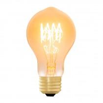 Lámpara incandescente vintage, 40W, bombilla