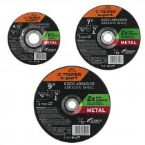 Discos para desbaste de metal Tipo 27