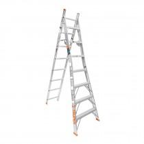 Escaleras de combinación, 5 posiciones, 175 kg