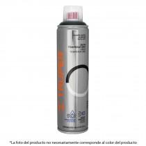 Pintura aerosol, alta temperatura, aluminio