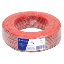 Cables dúplex polarizados bicolor para bocina, 100 m
