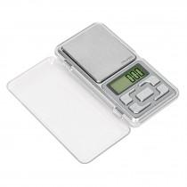 Báscula electrónica de bolsillo, 500 gramos