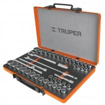 Juego de herramienta para mecánico, mixto, 42 piezas