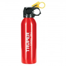 Extintor no recargable 300 g, polvo tipo ABC