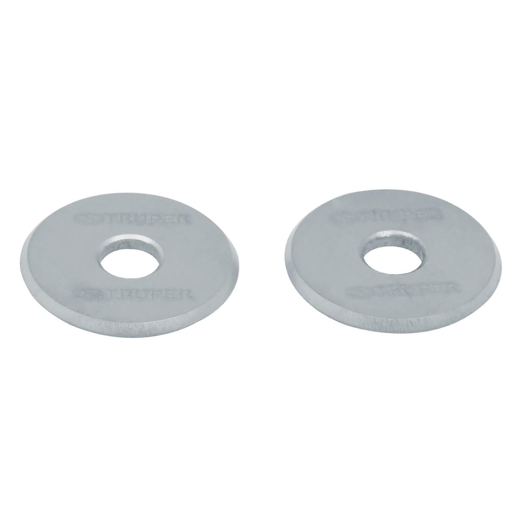 Repuesto de cuchillas para cortadores CAZ-40/60, 2 piezas