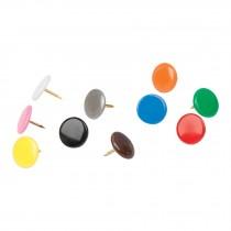 Chinches, 100 piezas, colores