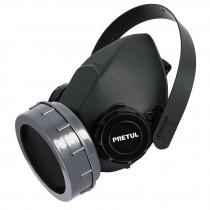 Respirador sin cartucho, 1 filtro, Pretul