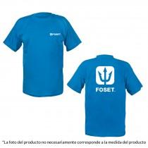Camiseta 100% algodón Foset, talla 42