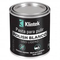Polish en pasta blanco, grano fino