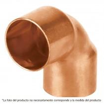 """Codo de cobre 90°, 1/2"""", Basic"""