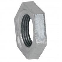 Tuercas de presión de acero galvanizado