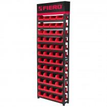 Rack modular para tornillos c/48 gavetas s/producto