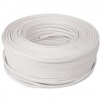 Cordón dúplex para extensiones, 12 AWG rollo 100 m