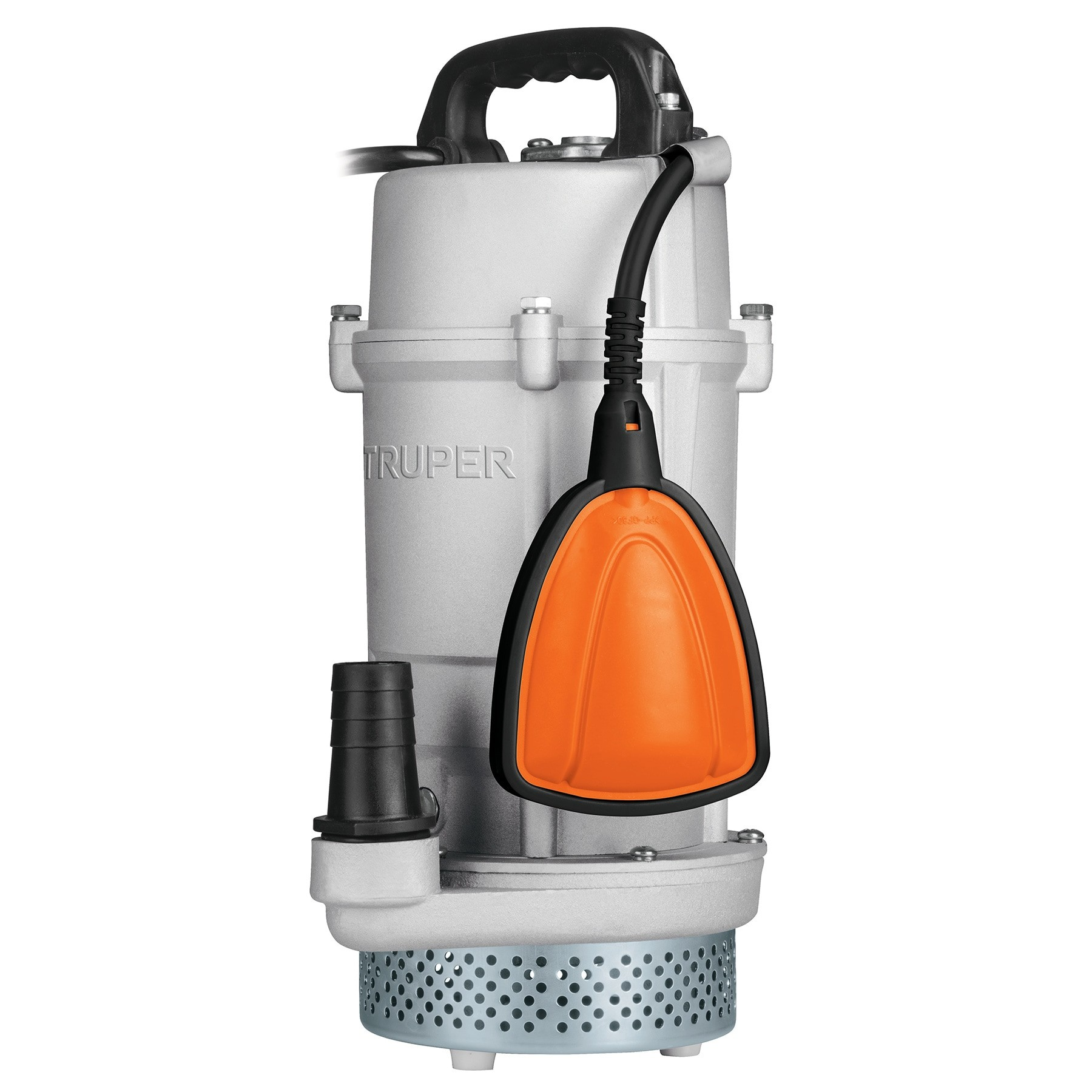 Bomba sumergible metálica para agua limpia uso rudo 3/4 HP