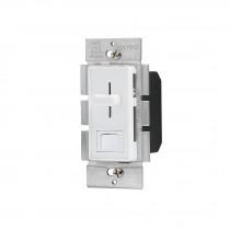 Atenuador de Luz deslizable con interruptor, línea Classic