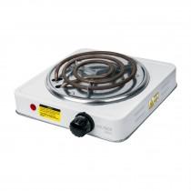 Parrilla eléctrica 1 quemador, cuadrada, Volteck Basic