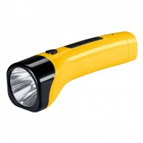 Linterna recargable de LED, 80 lúmenes, Pretul