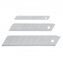 Navajas de acero SK4, repuesto para cutters retráctiles