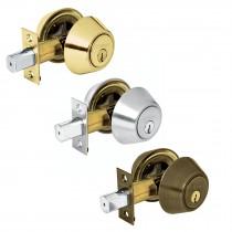 Cerrojos llave-llave, cilindro metálico, llave tradicional
