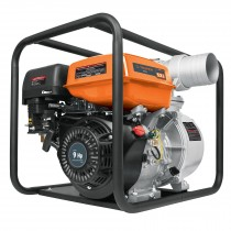 "Motobomba autocebante 4x4"", 9 HP, a gasolina"