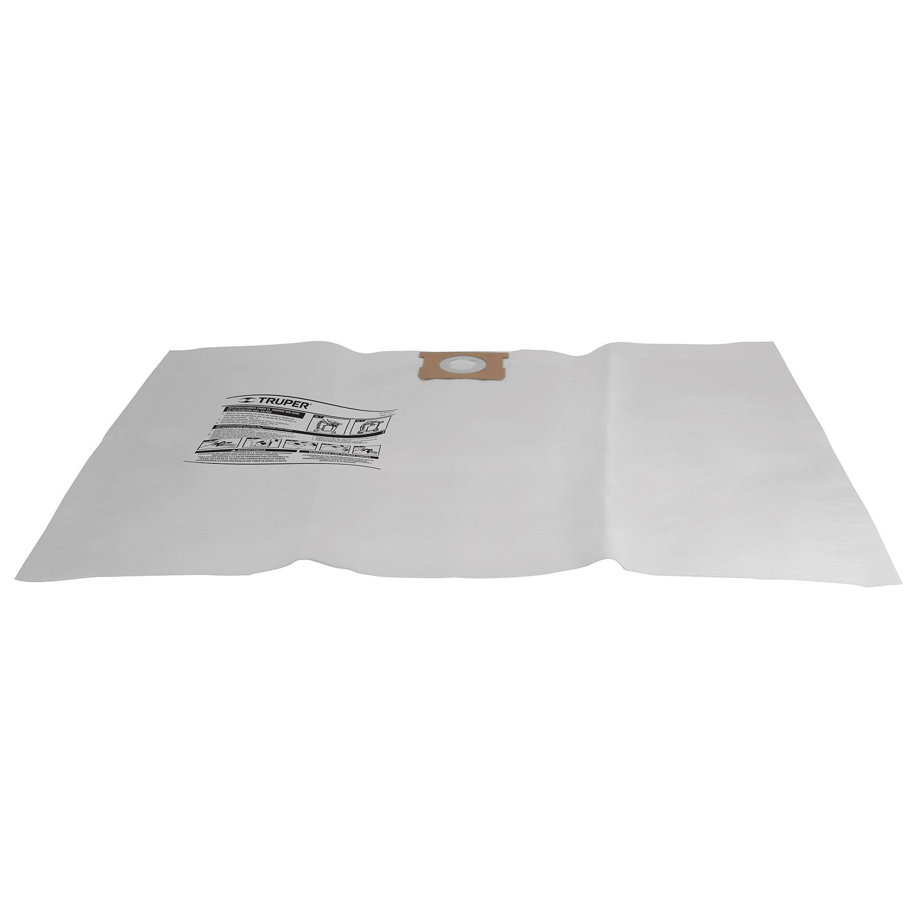 Filtro de papel para aspiradoras ASPI-12 y ASPI-16