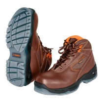 Zapatos industriales dieléctricos, cafés