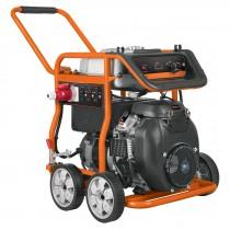 Generador eléctrico portátil con motor a gasolina, 12,000W