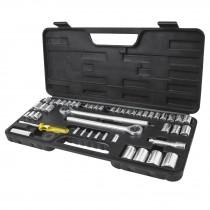 Juego de herramientas para mecánico, 51 piezas, Pretul