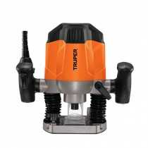 Router profesional, 1-3/4 HP