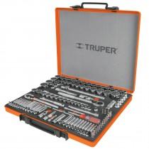 Juego de herramienta para mecánico, mixto, 135 piezas