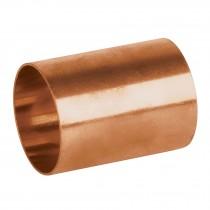 "Cople de cobre sin ranura,3/4"", Basic"