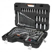 Juego de herramienta para mecánico, mixto, 210 piezas